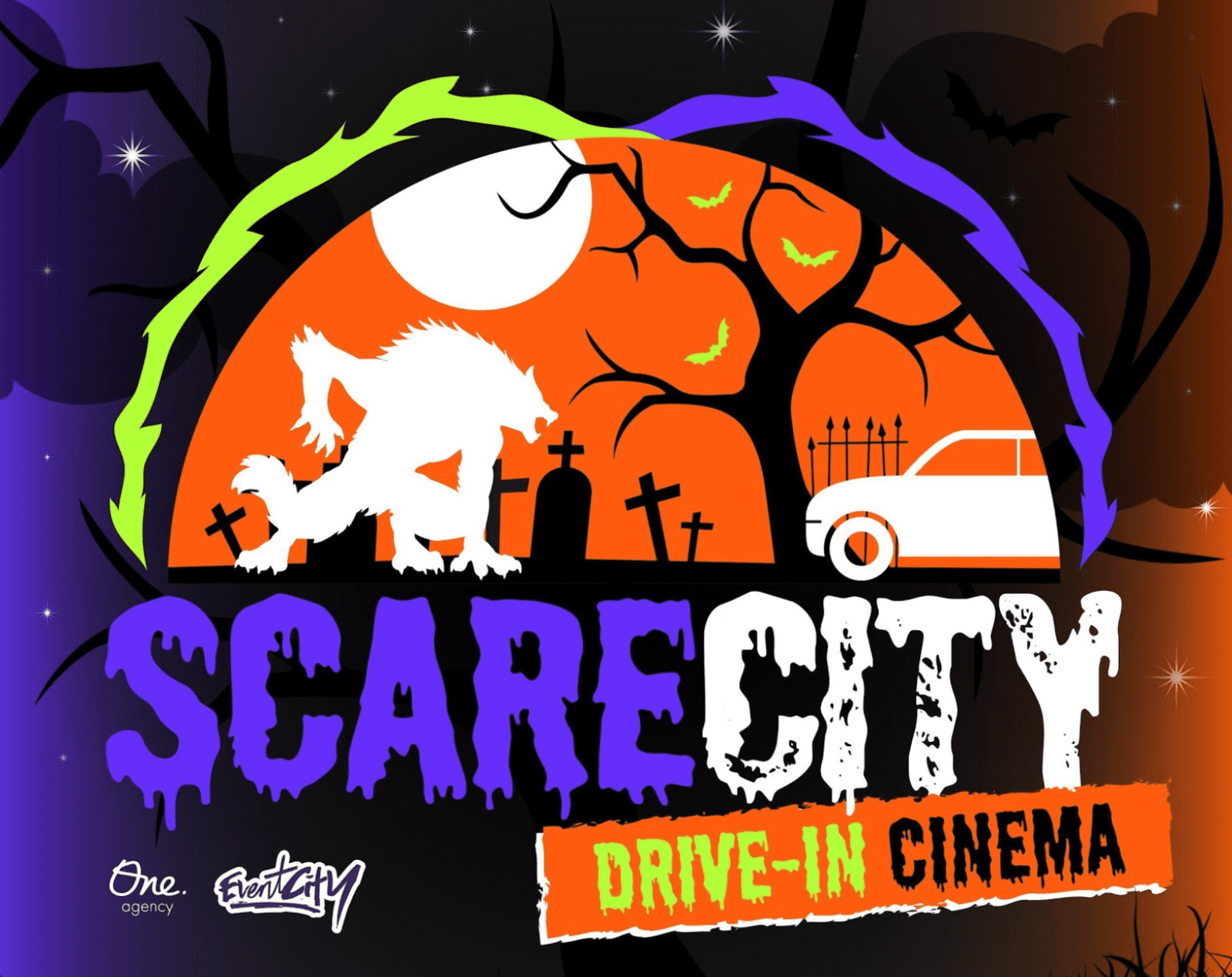 They're showing both The Conjuring films at immersive drive-in cinema Scare City next month, The Manc