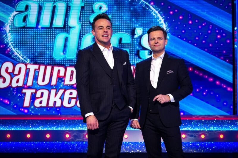 People from Manchester wanted for the next series of Ant & Dec's Saturday Night Takeaway, The Manc