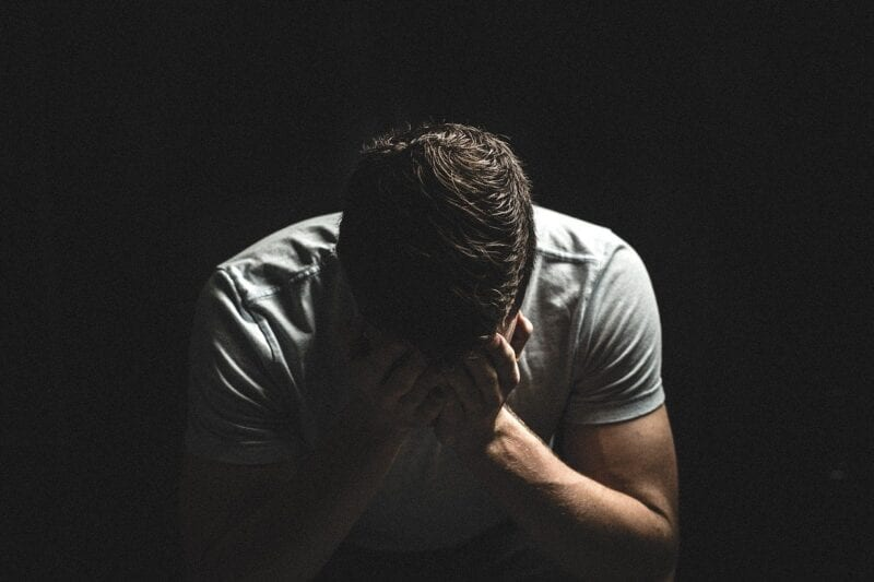 The rate of male suicide in England and Wales is at its highest for twenty years, The Manc