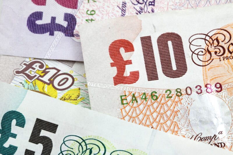 £50 billion banknotes in UK circulation are currently unaccounted for, The Manc