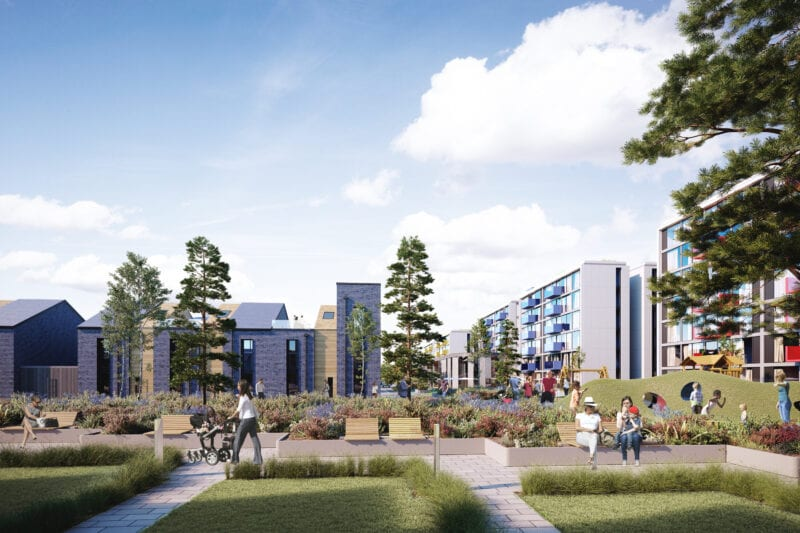 CAPITAL&CENTRIC to deliver the UK's first 'neighbourhood' concept in Rochdale, The Manc
