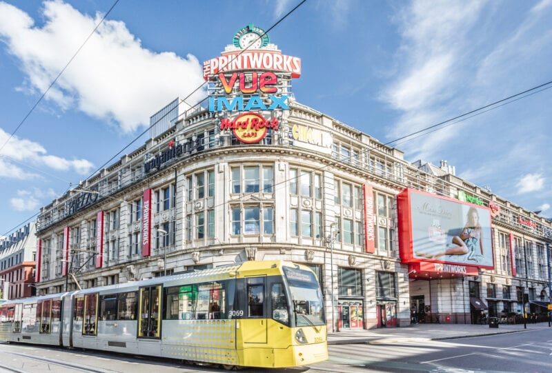 There's a whole host of 'fresh offers for freshers' at the Printworks this month, The Manc