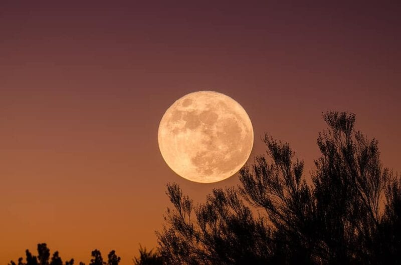 A full 'Corn Moon' will appear over UK skies from tomorrow and here's the best time to see it, The Manc