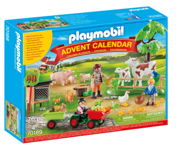 Playmobil begins the countdown to Christmas with the launch of new advent calendars, The Manc