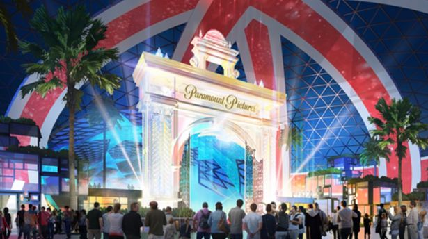The 'UK Disneyland' could open in 2024 as building work finally begins early next year, The Manc