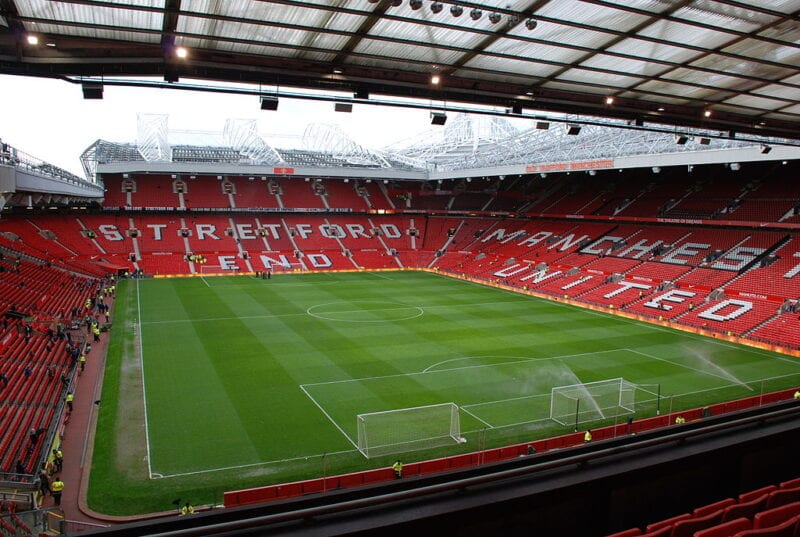 Manchester United modify Old Trafford for 23,500 socially-distanced supporters, The Manc