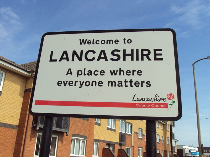 Lancashire will officially move into Tier 3 restrictions today, The Manc