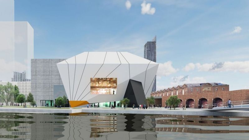 The Factory: Extra £45 million needed for 'world's most ambitious arts space' in Manchester, The Manc