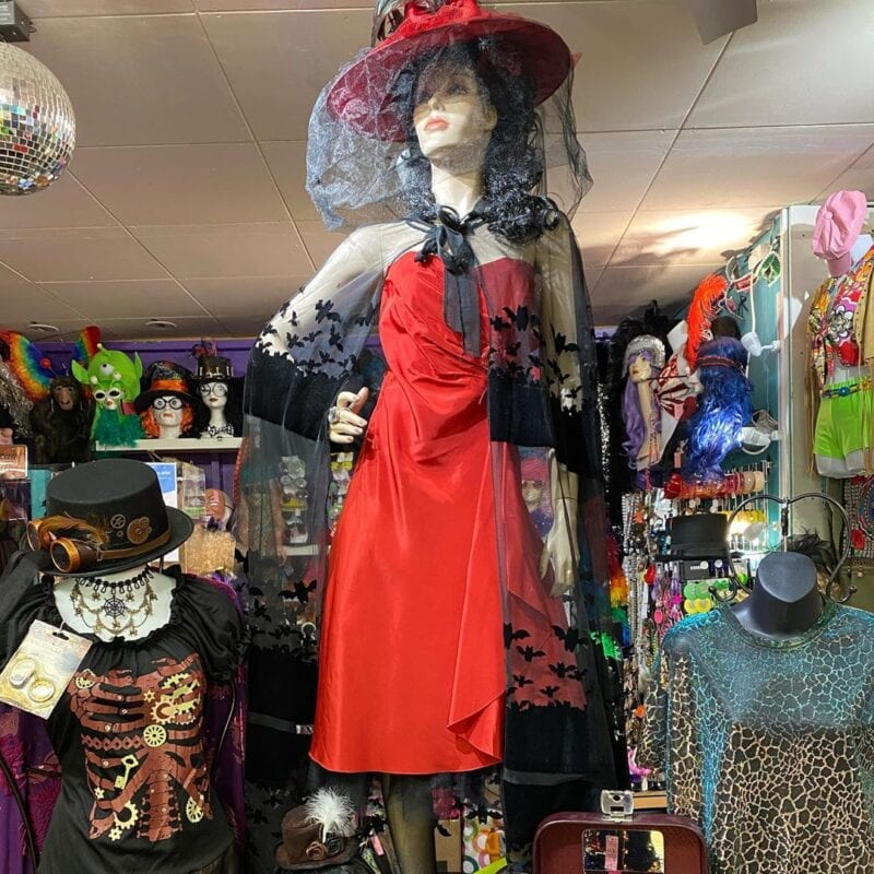 The must-visit Manchester boutiques for Halloween this year, The Manc