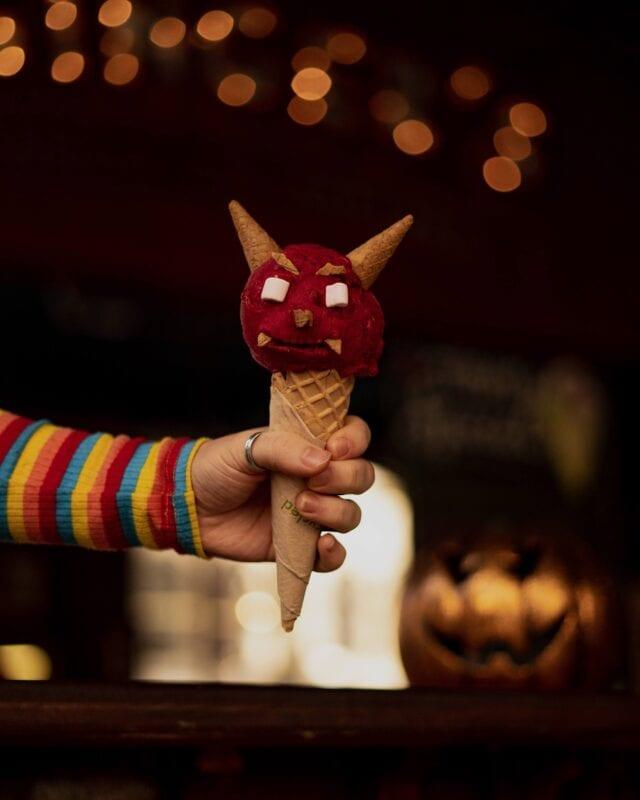 Ginger's Comfort Emporium launches new autumn-flavoured ice cream menu, The Manc
