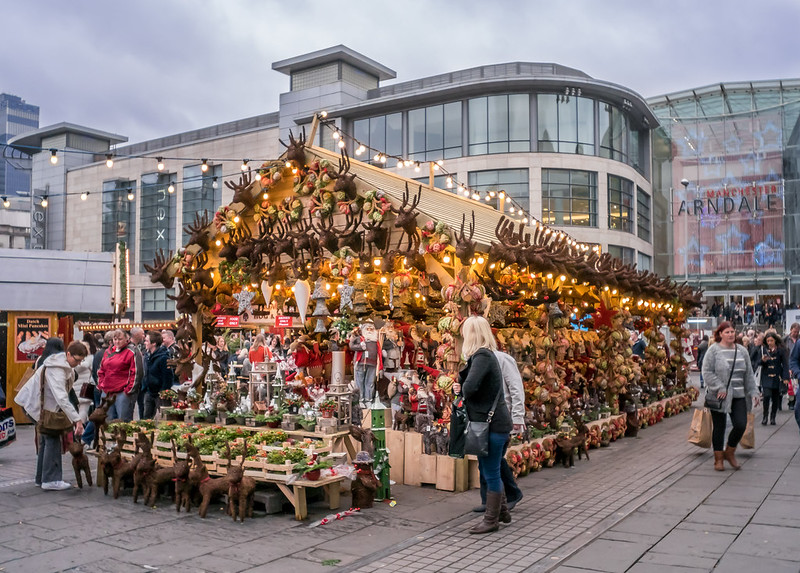 The 2020 Manchester Christmas Markets have been cancelled, The Manc