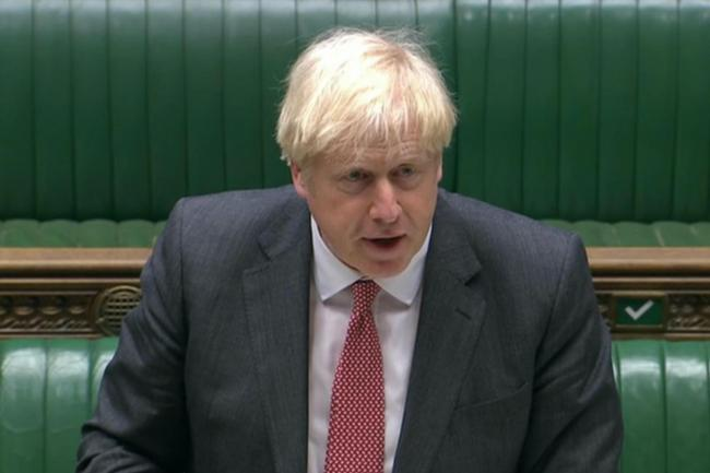 Boris Johnson says the extra £60m offered to Greater Manchester will be distributed between the boroughs, The Manc