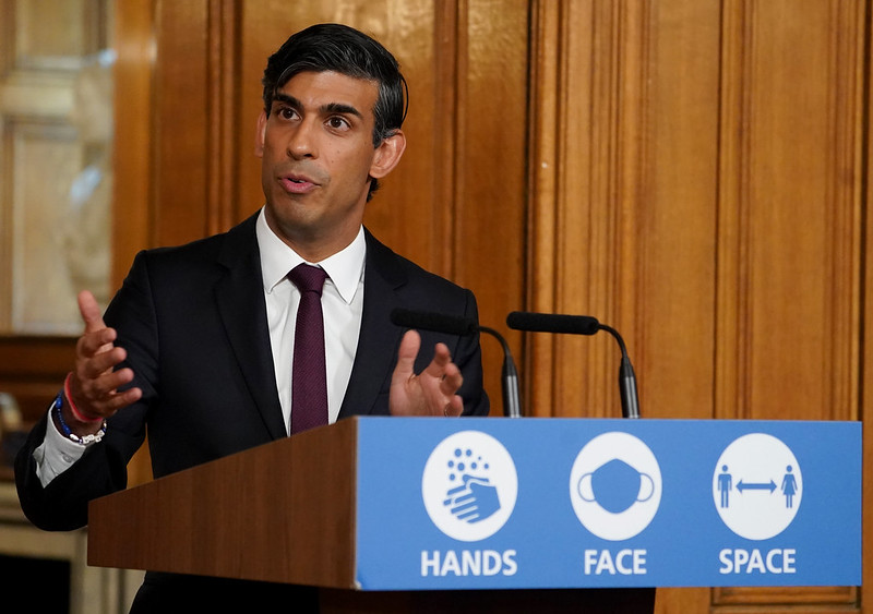 Rishi Sunak vows to create jobs and get 'debt back under control', The Manc