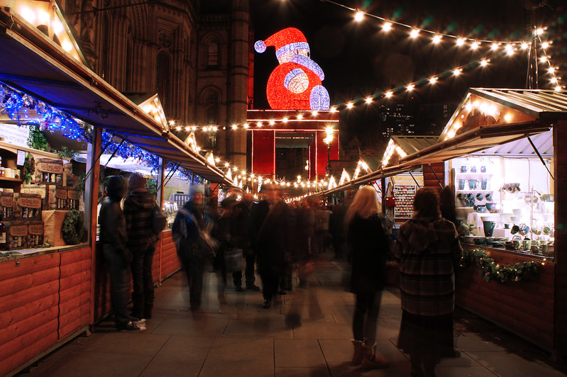 A smaller version of Manchester Christmas Markets may still go ahead in 2020, The Manc