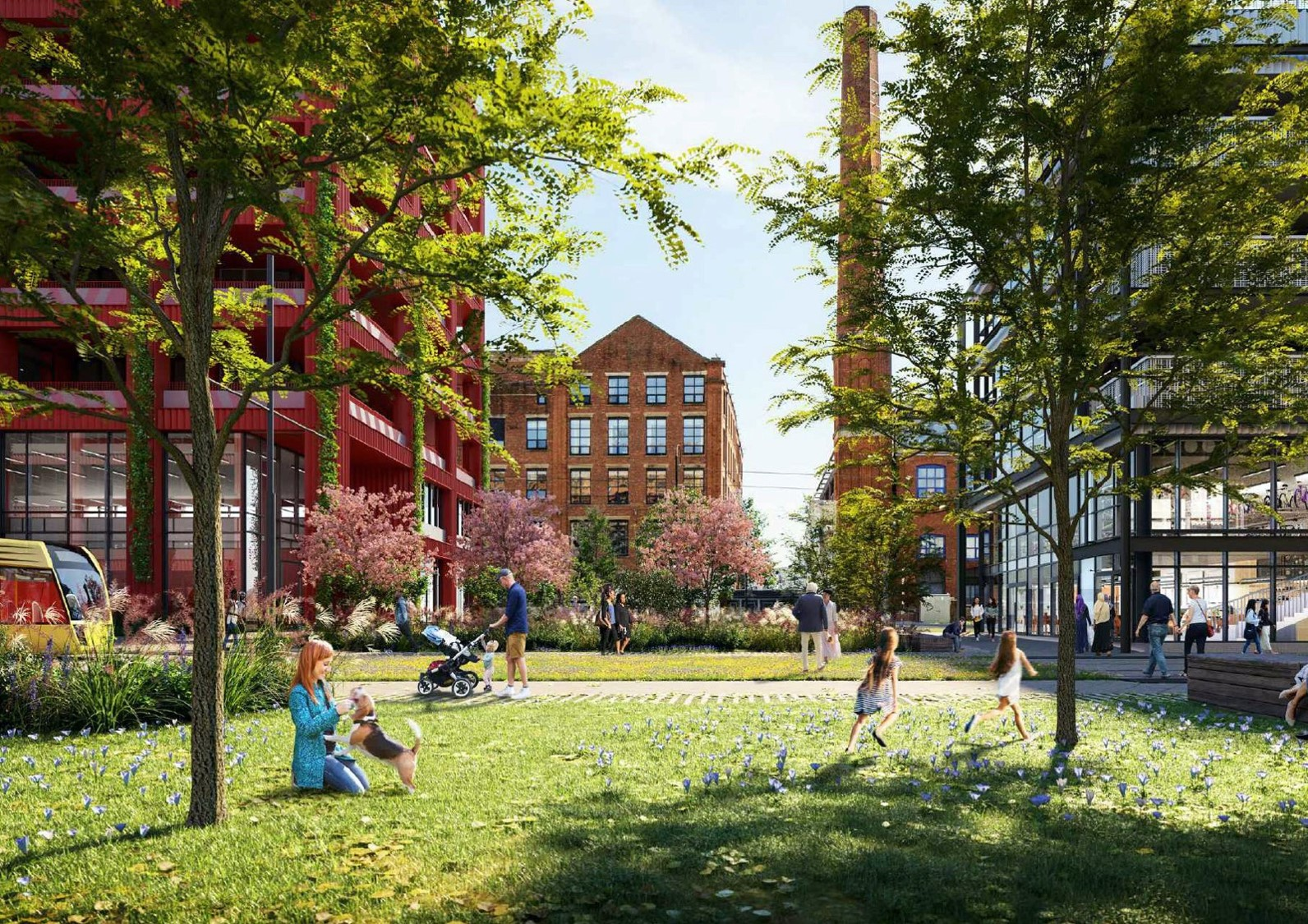 A 'pioneering' Pollard Street scheme is to bring a wealth of social benefits to Manchester, The Manc