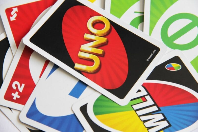 Uno has just said you can't stack +2 cards and people aren't very happy, The Manc