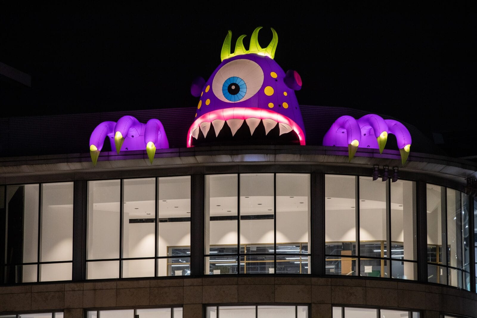 The MCR Monsters are returning to the city centre this Halloween, The Manc