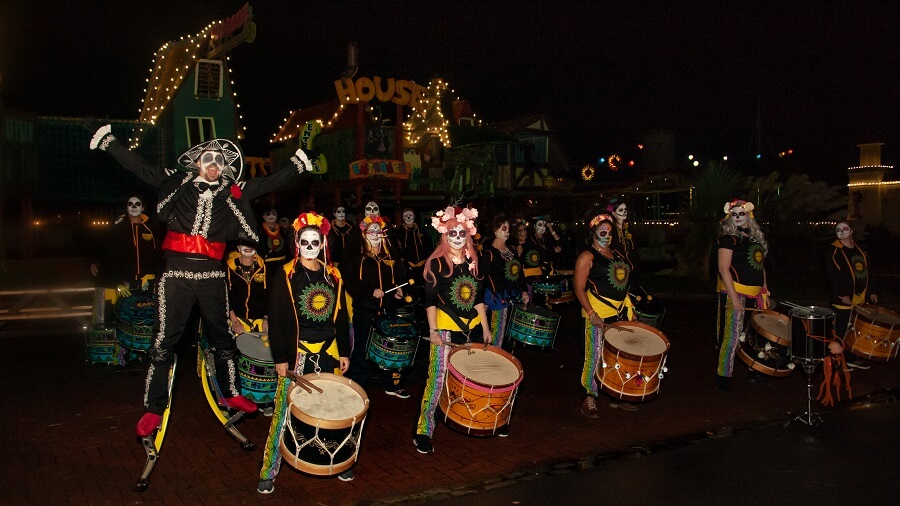 Southport Pleasureland announces Day of the Dead and new 'Christmas Winter Wonderland' celebrations, The Manc