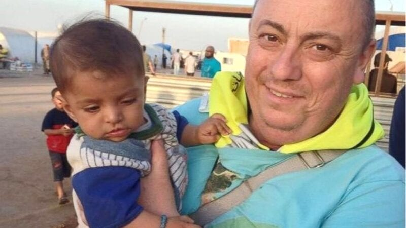 Road in Salford to be named in honour of late international aid worker Alan Henning, The Manc
