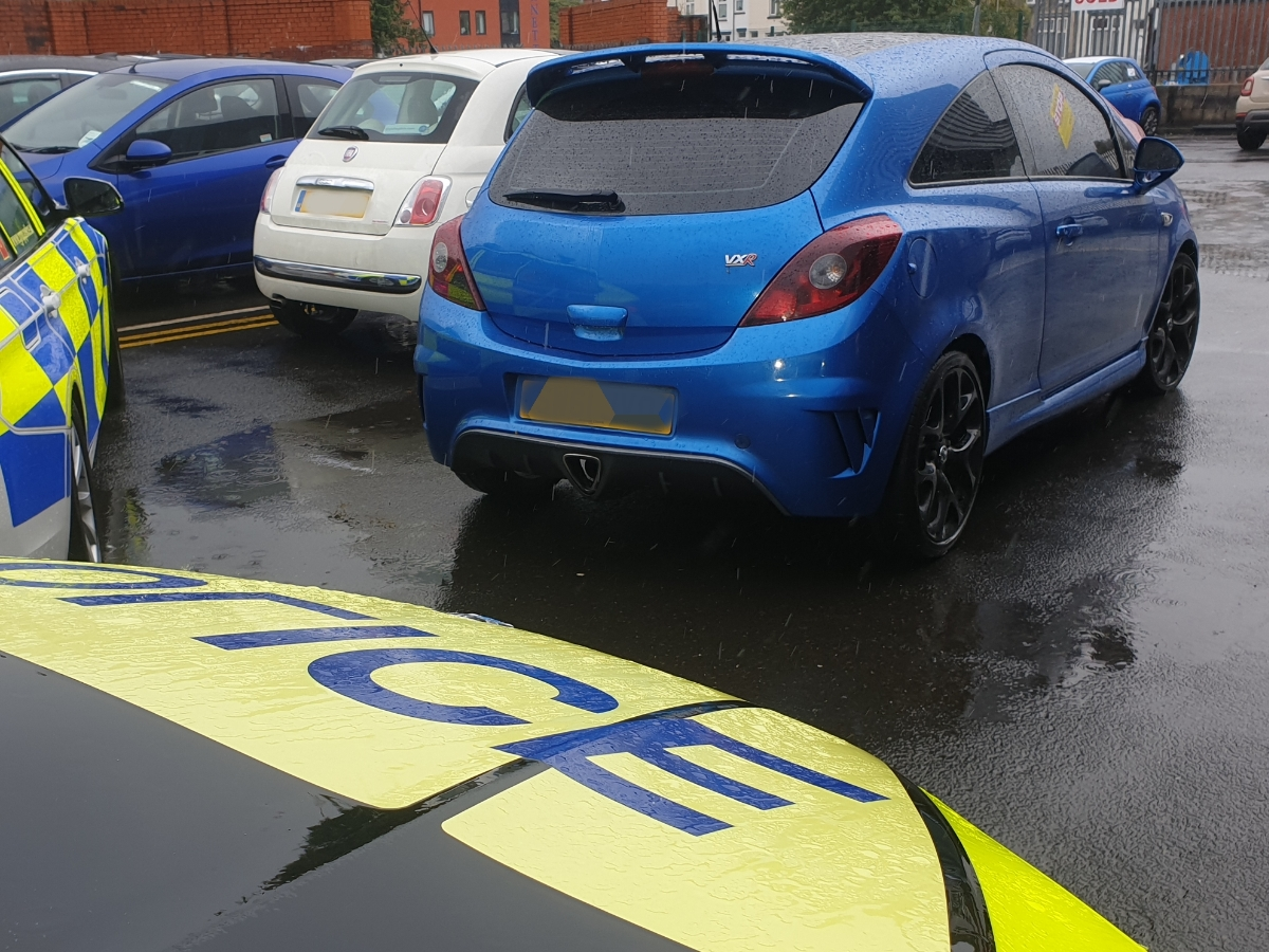 Four-time disqualified driver arrested after dreadful escape attempt from Bolton police, The Manc