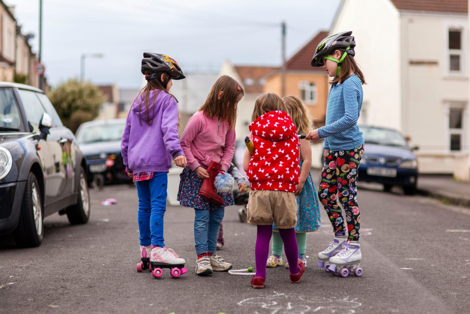 Salford set to see the return of 'play streets' after 90 years, The Manc