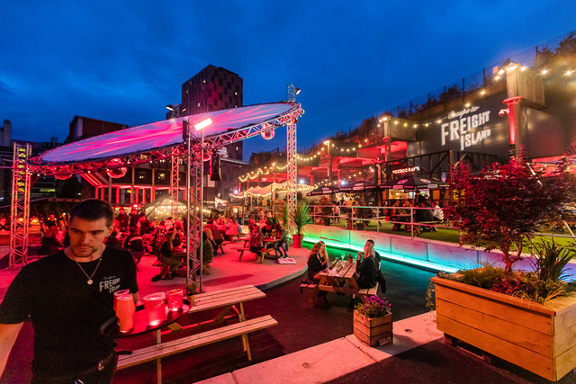 Headstock Festival to host massive comedy night at Escape To Freight Island, The Manc