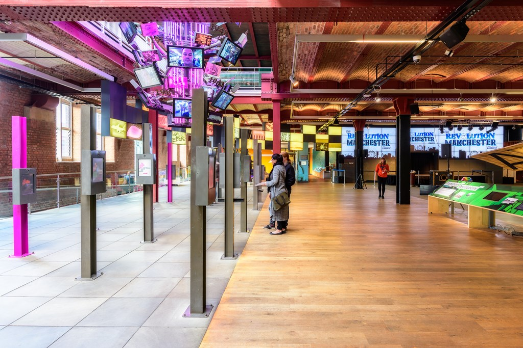 There's lots of events to explore and experiment at the Science and Industry Museum this half term, The Manc