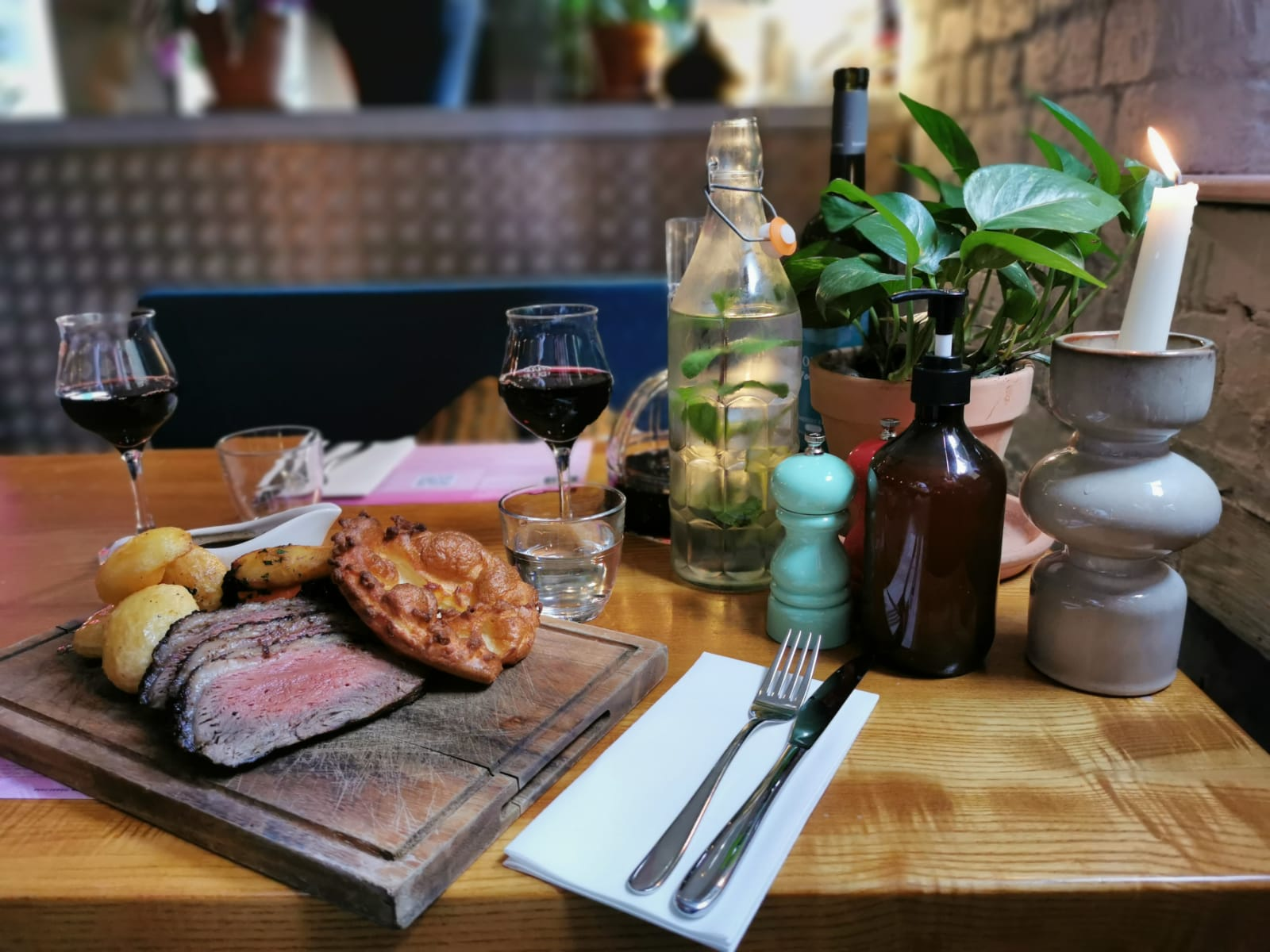 Peru Perdu's new South American-inspired bottomless Sunday Roast even caters for dogs, The Manc
