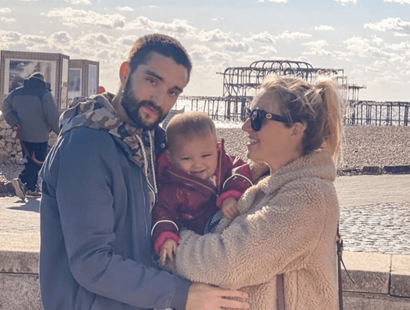 Tom Parker becomes father for second time weeks after brain tumour diagnosis, The Manc