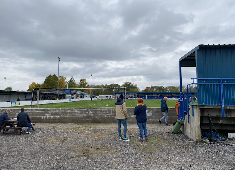 Matchday at… Bury AFC: The Impossible Football Club, The Manc