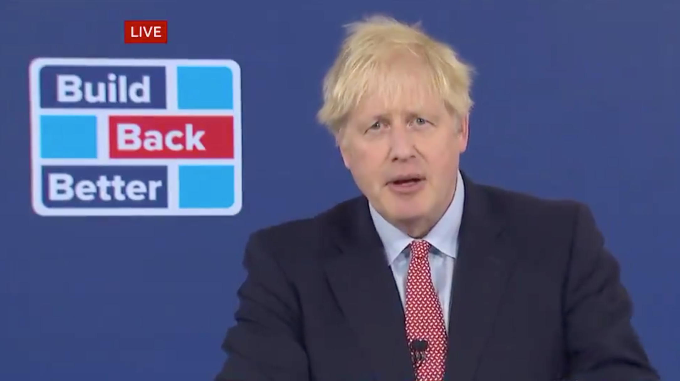 Boris Johnson promises 5% mortgage deposits for First Time Buyers in 'generation buy' scheme, The Manc