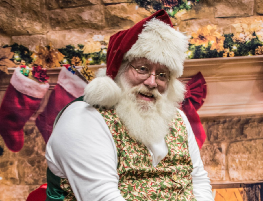 You can visit Father Christmas and Norbert the reindeer at the Trafford Centre this year, The Manc