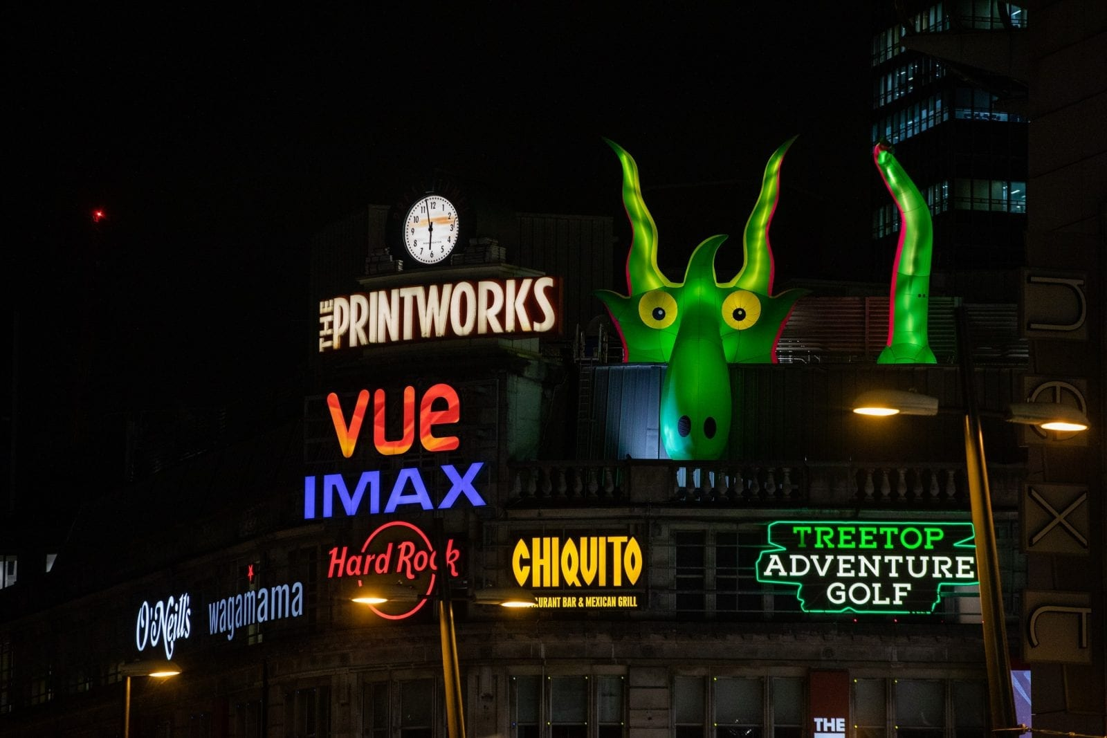 Printworks has launched a virtual Mini Monsters Trail for Halloween, The Manc