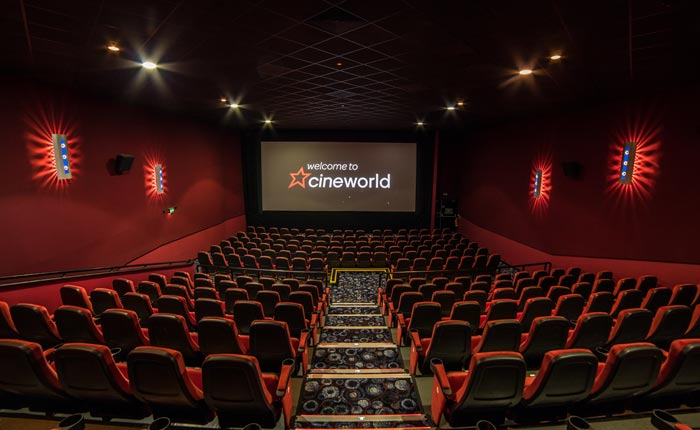 Cineworld shuts down UK and US cinemas – leaving 45,000 jobs hanging in the balance, The Manc