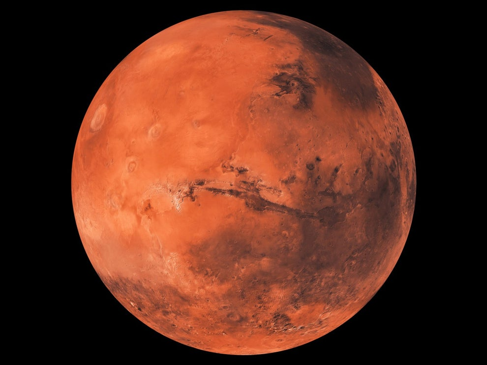 Mars to appear brighter in the sky this month than it will for the next 15 years, The Manc