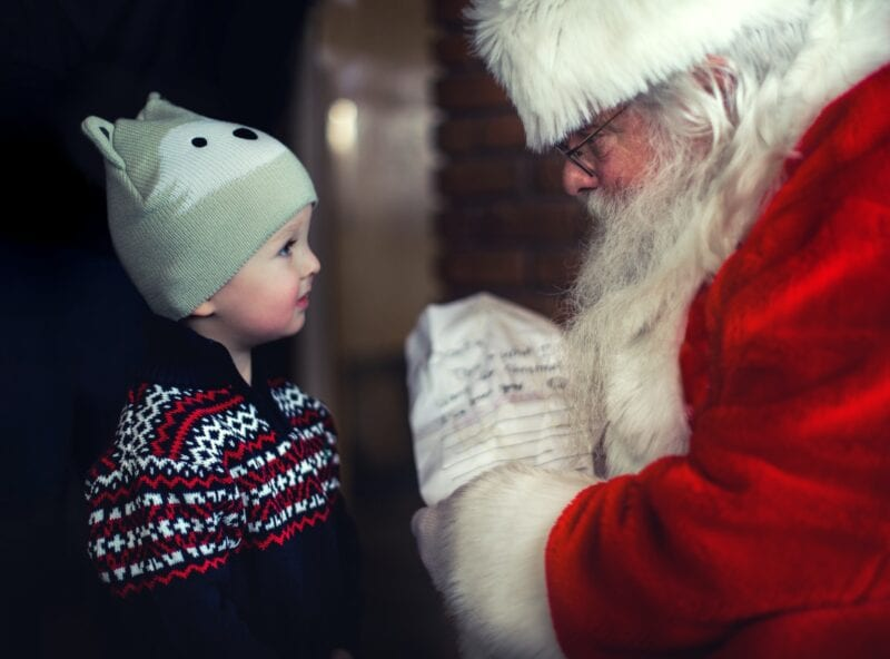 Kids can get a letter from Santa this Christmas with the Royal Mail's festive service, The Manc