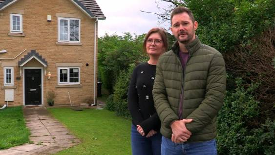 First Time Buyers shocked to find their new build properties are practically worthless, The Manc