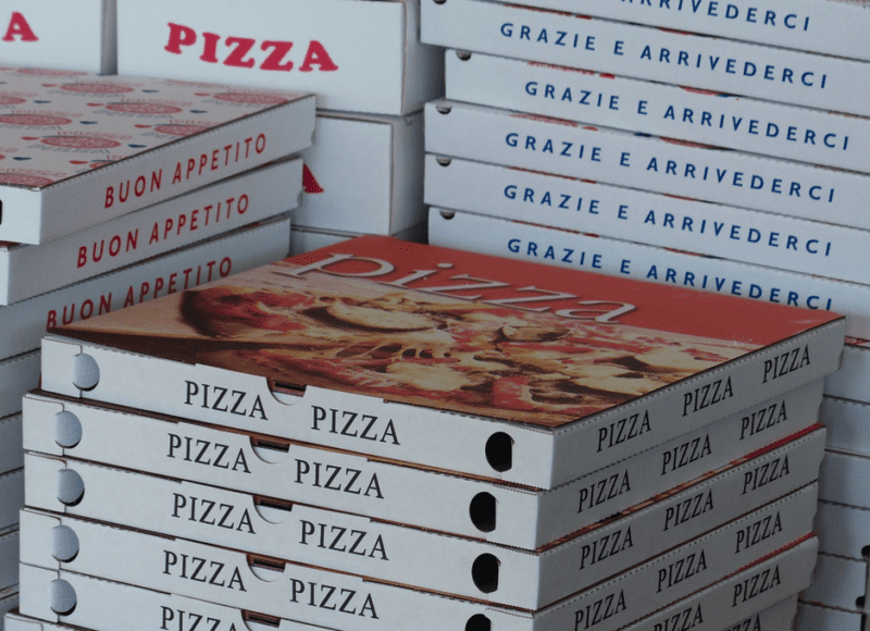 A whopping 150 million pizzas were ordered by Brits during lockdown, The Manc