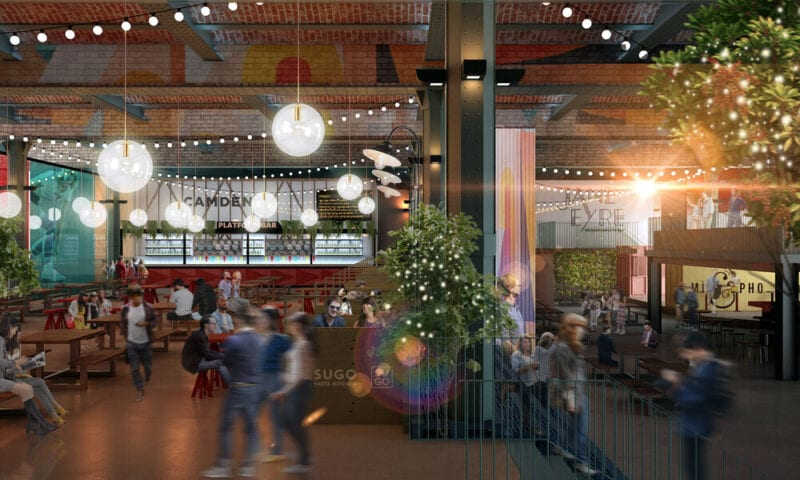 Escape To Freight Island has just announced it's 'next stage of evolution' at Depot Mayfield, The Manc