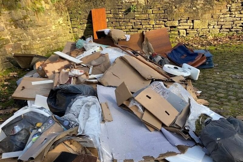 Grade I listed Hall i' th' Wood Museum in Bolton becomes hotspot for 'disrespectful' fly-tippers, The Manc