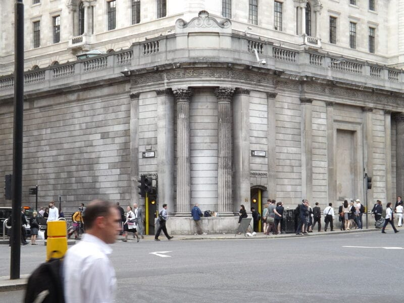 Bank of England supplies extra £150 billion for economy, The Manc