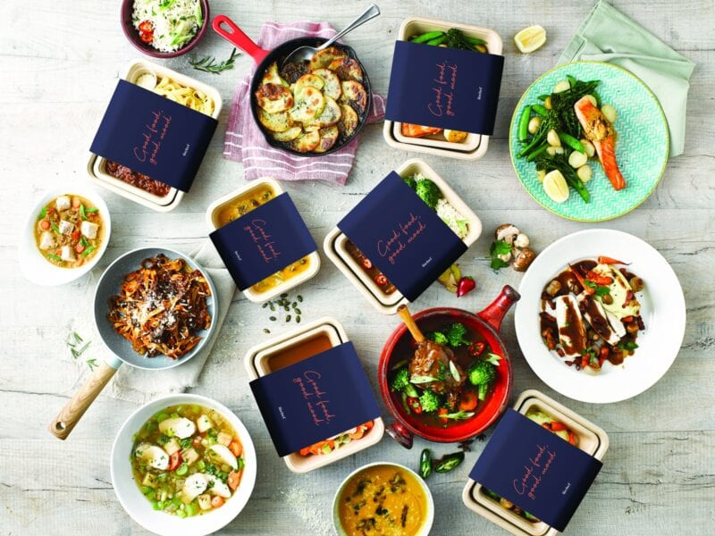 Manchester-based health food company 'fitchef' offering 30% off meal prep for the rest of lockdown, The Manc