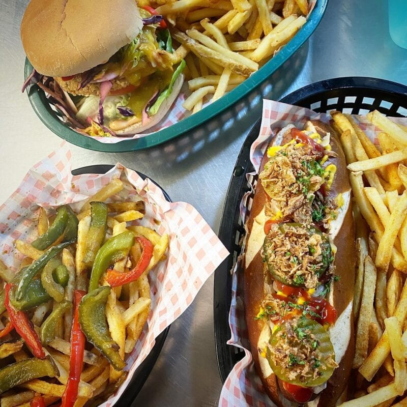 Beloved vegan junk food restaurant and chippy to expand delivery to Manchester, The Manc