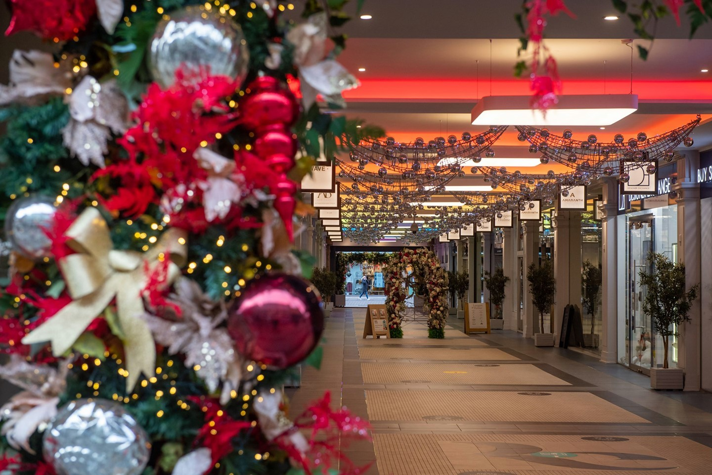 Royal Exchange Manchester is hosting a magical, musical Christmas shopping experience – with £250 up for grabs, The Manc