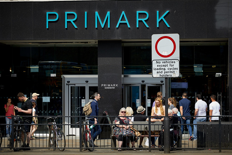 Primark boss wants stores to open 24 hours a day when lockdown lifts in December, The Manc