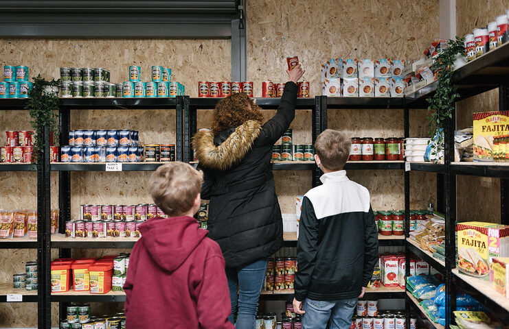 The Community Grocery in Wythenshawe is giving independence to vulnerable people during the pandemic, The Manc