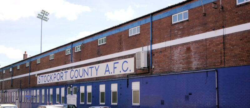Stockport County launch campaign to feed vulnerable children at Christmas, The Manc