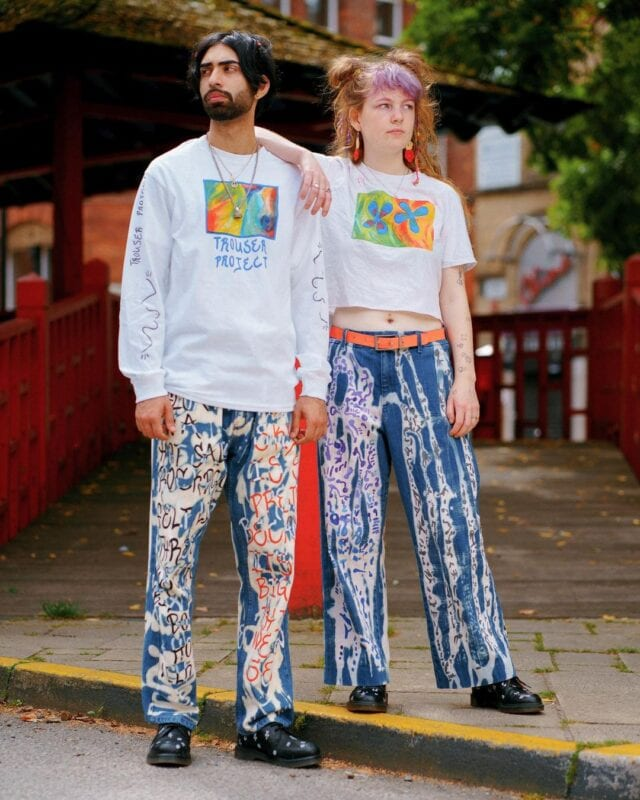 Trouser Project Collective: Affleck's answer to environmentally conscious, creative clothing, The Manc