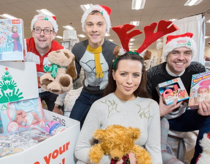 Hits Radio and Cash for Kids launch annual 'Mission Christmas' appeal for 2020, The Manc