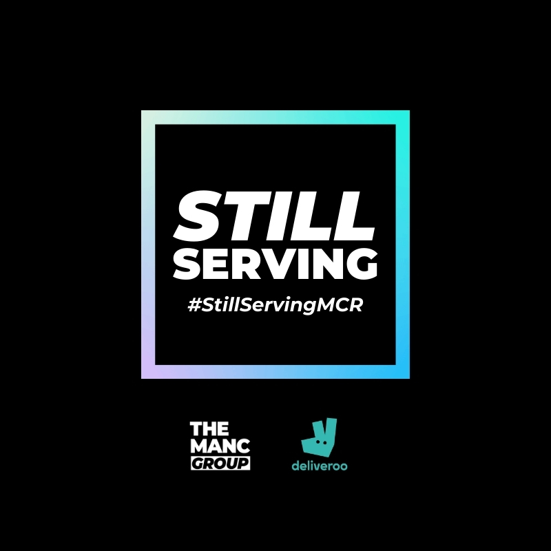 The Manc partners with Deliveroo to help local restaurants deliver during lockdown, The Manc